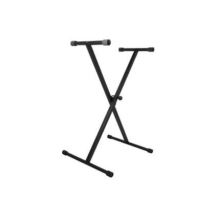 On Stage KS7190 Single X Frame Keyboard Stand (106184)