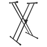 On Stage KS7191 Double X Frame Keyboard Stand (106825)