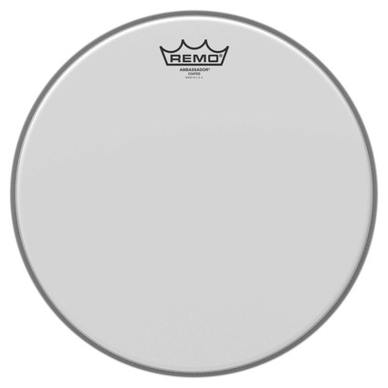 "Remo Ambassador Coated 22"" Bass Drum Head (107648)"
