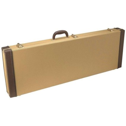 On Stage Gce6000t Electric Guitar Hard Case In Tweed (114431)