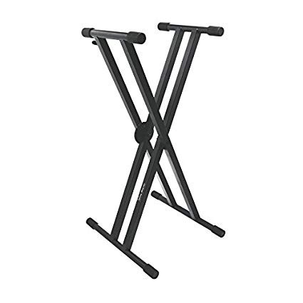 On Stage KS7291 Heavy Duty Double Braced Keyboard Stand (114516)