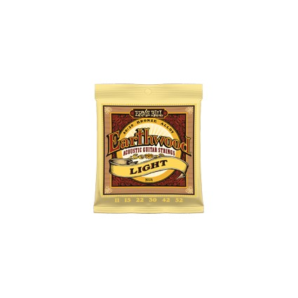 Ernie Ball Earthwood Acoustic Strings - Light, 11-52 (116329)