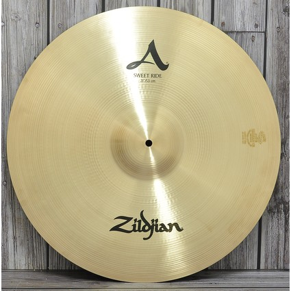 "Zildjian Avedis Sweet Ride Cymbal -  21""- Display Stock (120050)"