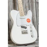 Squier Affinity Telecaster Electric Guitar - Arctic White,  Maple (121859)