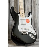 Squier Affinity Stratocaster Electric Guitar - Black, Maple (125536)
