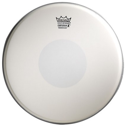 "Remo Emperor X 14"" Coated (132138)"