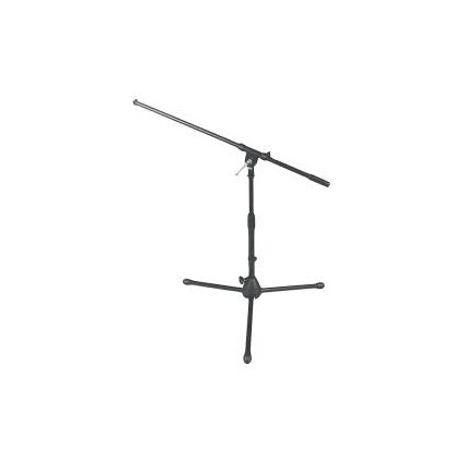 On Stage MS7411B Drum/Amp Tripod Mic Stand W/Boom (139359)
