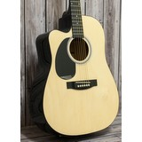 Stagg SW203CE Electro Acoustic Guitar Natural ,Left Hand - CLEARANCE (139793)