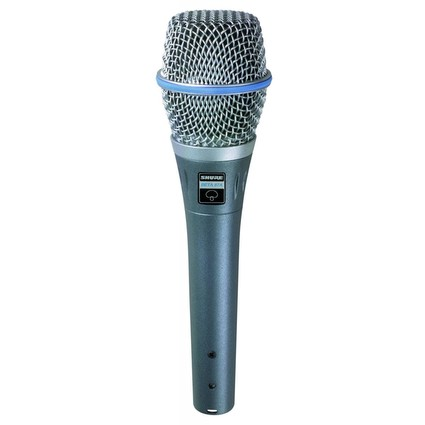 Shure Beta 87a Microphone (141017)