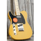 Squier Affinity Telecaster - Butterscotch Blonde, Maple, Left Hand (142335)
