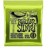 Ernie Ball 10-46 Regular Slinky Electric Guitar Strings (161)
