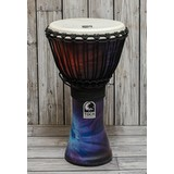 "Toca 10"" Synergy Freestyle Djembe, Woodstock Purple (162630)"