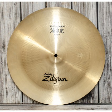 "Zildjian Avedis China High Cymbal - 16"" Display Stock (171632)"