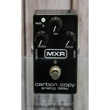 MXR M169 Carbon Copy Analog Delay Pedal (174077)