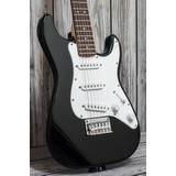 Squier Mini Stratocaster Electric Guitar - Black (174459)