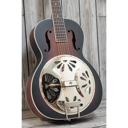 Gretsch G9220 Bobtail Acoustic Electric Resonator - 2-Colour Sunburst (181969)