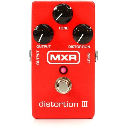 MXR M115 Distortion III Effects Pedal (183321)
