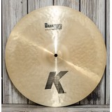 "Zildjian K Dark Crash Thin Cymbal - 16"" (192804)"