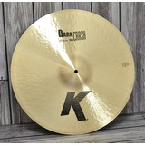 "Zildjian K Dark Crash Thin Cymbal - 18"" (192811)"