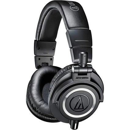 Audio-Technica ATH-M50X Headphones (204514)