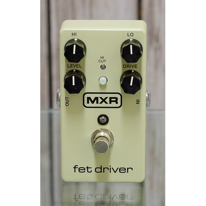 MXR M264 Fet Driver Overdrive Pedal - CLEARANCE (205924)