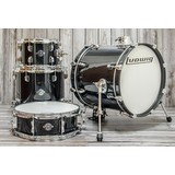 Ludwig Breakbeats by Questlove 4Pc Shell Pack - Black Gold Sparkle (208369)
