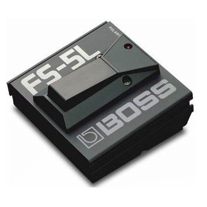 Boss FS-5L Latching Footswitch (211543)