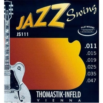 Thomastik Infeld Jazz Swing Flatwound 11 (213165)