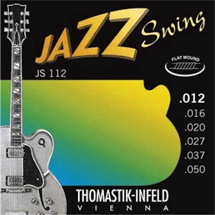 Thomastik Infeld Jazz Swing Flatwound 12 (213172)