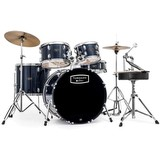 "Mapex Tornado Drum Kit - 22"" Rock - Royal Blue (215015)"