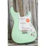 Squier Affinity Stratocaster Electric Guitar - Surf Green, Rosewood (216692)