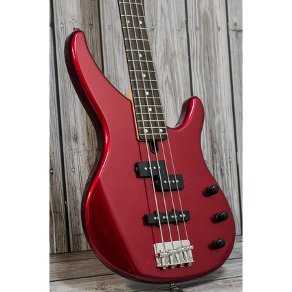 Yamaha TRBX174 Bass Guitar - Red Metallic (219495)