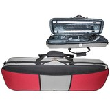 GSJ 2-tone Oblong 4/4 Violin Case (220293)