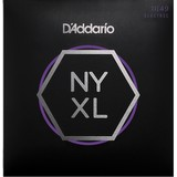 D'addario NYXL 11-49 Electric Guitar Strings (221405)