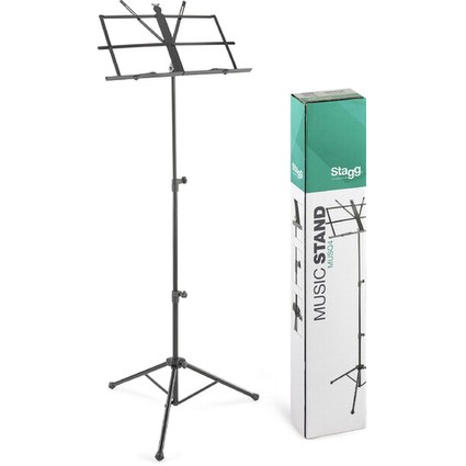 Stagg Music Stand MUSQ4 - Black (221801)