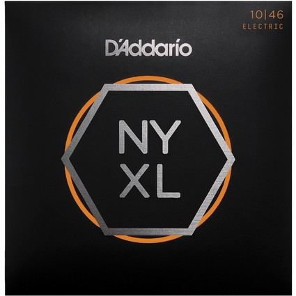 D'addario NYXL 10-46 Electric Guitar Strings (222631)