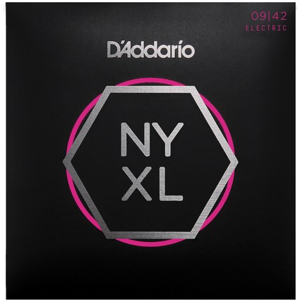 D'addario NYXL 9-42 Electric Guitar Strings (222648)