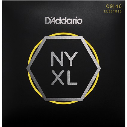D'addario NYXL 9-46 Electric Guitar Strings (227377)
