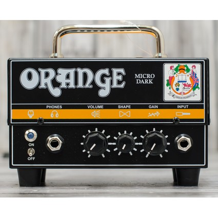 Orange Micro Dark Guitar Amplifier Head - 20w (228572)