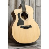 Taylor 114ce Electro Acoustic Guitar Walnut/Sitka - Left Hand (2017) (231732)