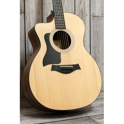 Taylor 114ce Electro Acoustic Guitar Walnut/Sitka - Left Hand (231732)