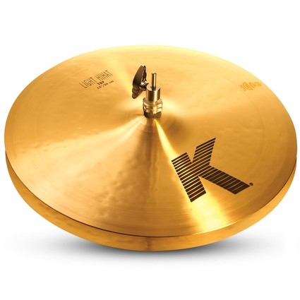 "Zildjian K Light Hi-hats - 15"" (236195)"