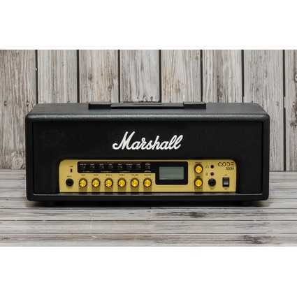 Marshall Code 100 Head - CLEARANCE (237024)