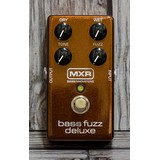 MXR M84 Bass Fuzz Deluxe Effects Pedal (238380)