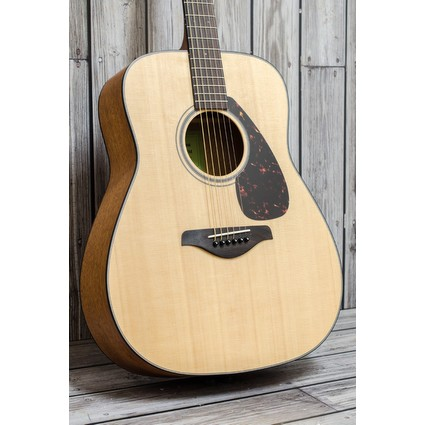 Yamaha Fg800m Acoustic Guitar - Natural (241274)