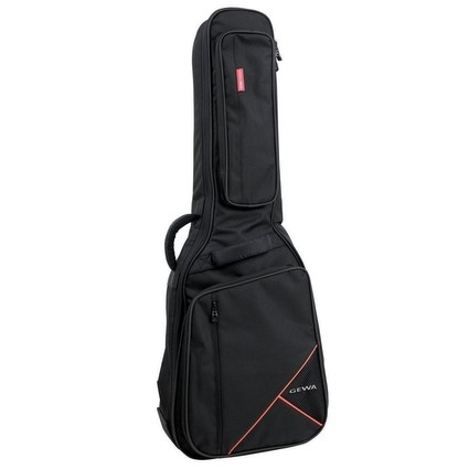 Gewa Premium Gig Bag - Electric - Black (242134)