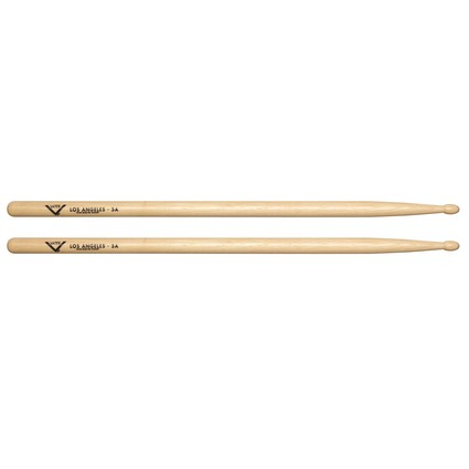 Vater Drumsticks Los Angeles - 5A, American Hickory, Nylon (244756)