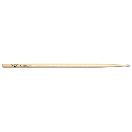 Vater Drumsticks Manhattan -7A, American Hickory, Nylon (244794)