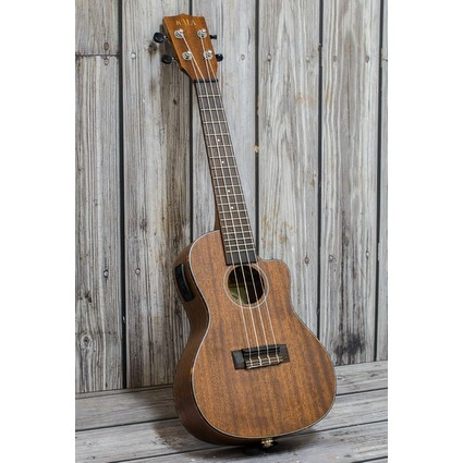 Kala All Solid Mahogany Concert Electric Ukulele (246224)