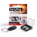 Alpine Party Plug Earplugs - Transparent (246828)